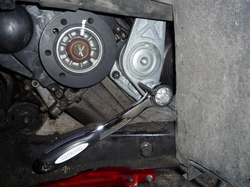 Peugeot605 Forumeurs Fr Tuto Distribution Et Pompe A Eau Sur 2l Turbo Ct Nos Tutoriaux